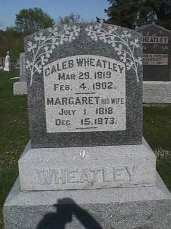 WHEATLEY, CALEB - Henry County, Iowa | CALEB WHEATLEY
