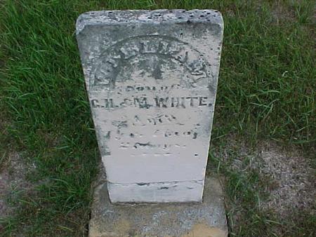 WHITE, SON - Henry County, Iowa | SON WHITE