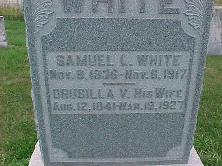 WHITE, SAMUEL L. - Henry County, Iowa | SAMUEL L. WHITE