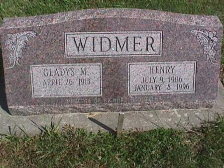 WIDMER, HENRY - Henry County, Iowa | HENRY WIDMER