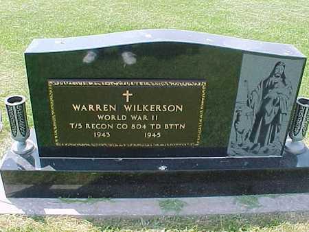 WILKERSON, WARREN - Henry County, Iowa | WARREN WILKERSON