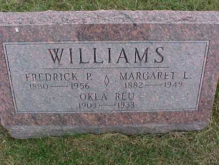 WILLIAMS, FREDRICK - Henry County, Iowa | FREDRICK WILLIAMS