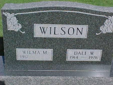 WILSON, WILMA M. - Henry County, Iowa | WILMA M. WILSON