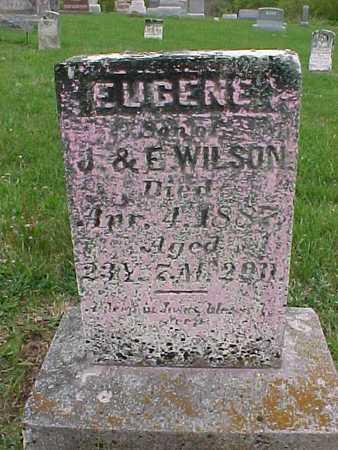 WILSON, EUGENE - Henry County, Iowa | EUGENE WILSON