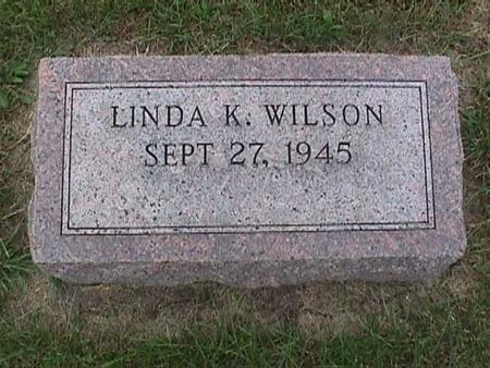 WILSON, LINDA K. - Henry County, Iowa | LINDA K. WILSON