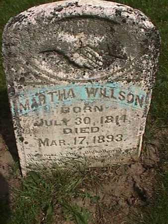 WILLSON, MARTHA - Henry County, Iowa | MARTHA WILLSON