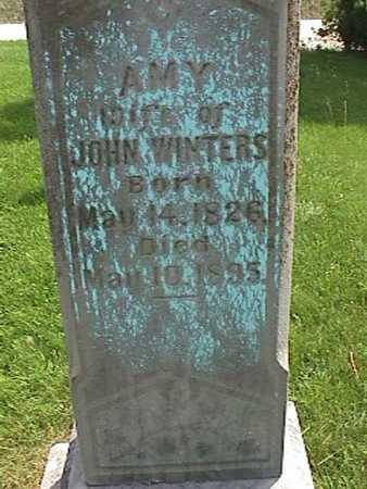 WINTERS, AMY - Henry County, Iowa   AMY WINTERS