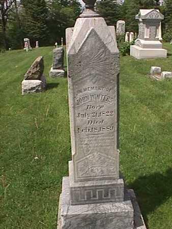 WINTERS, JOHN - Henry County, Iowa | JOHN WINTERS