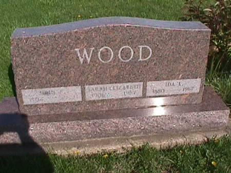WOOD, JOHN A - Henry County, Iowa | JOHN A WOOD