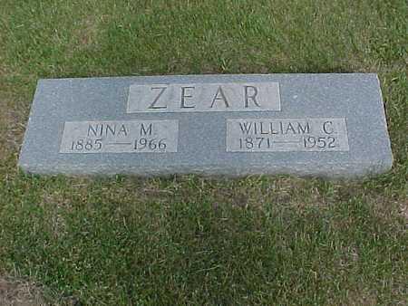 ZEAR, NINA - Henry County, Iowa | NINA ZEAR