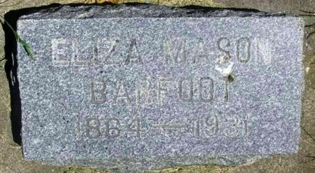 BARFOOT, ELIZA - Howard County, Iowa | ELIZA BARFOOT