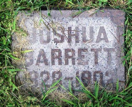 BARRETT, JOUSHUA - Howard County, Iowa | JOUSHUA BARRETT