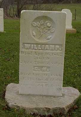 BEST, WILLIAM P. - Howard County, Iowa   WILLIAM P. BEST