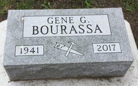 BOURASSA, GENE G. - Howard County, Iowa | GENE G. BOURASSA