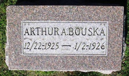 BOUSKA, ARTHUR A. - Howard County, Iowa | ARTHUR A. BOUSKA