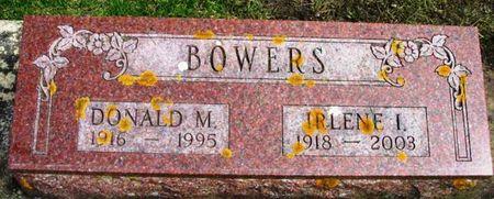 BOWERS, IRLENE I. - Howard County, Iowa | IRLENE I. BOWERS