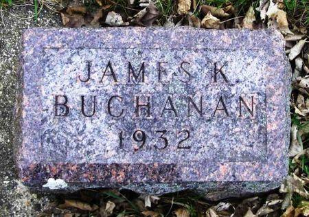 BUCHANAN, JAMES K. - Howard County, Iowa | JAMES K. BUCHANAN