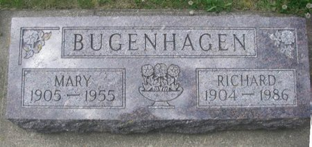 TLUSTY BUGENHAGEN, MARY - Howard County, Iowa | MARY TLUSTY BUGENHAGEN