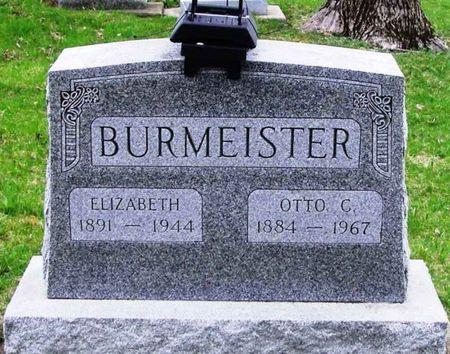 BURMEISTER, OTTO C. - Howard County, Iowa | OTTO C. BURMEISTER