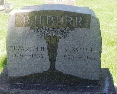 BURR, ELIZABETH H. - Howard County, Iowa | ELIZABETH H. BURR