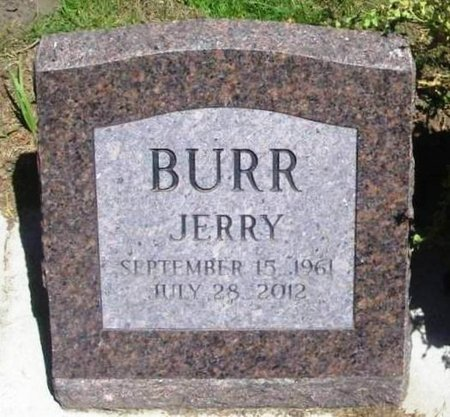 BURR, JERRY R. - Howard County, Iowa | JERRY R. BURR
