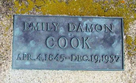 COOK, EMILY - Howard County, Iowa   EMILY COOK