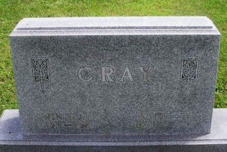CRAY, KATHLEEN - Howard County, Iowa   KATHLEEN CRAY