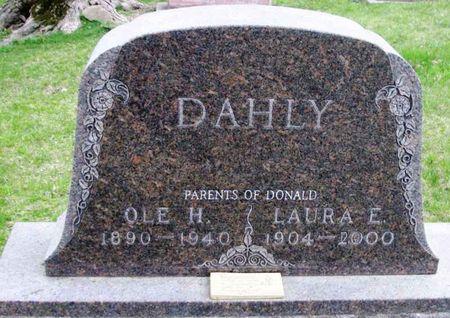 DAHLY, LAURA E. - Howard County, Iowa | LAURA E. DAHLY