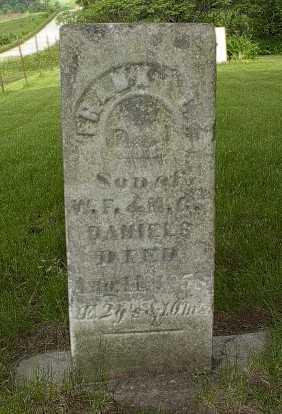 DANIELS, FRANK L. - Howard County, Iowa | FRANK L. DANIELS