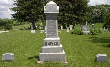 DAVIES, CATHERINE - Howard County, Iowa   CATHERINE DAVIES