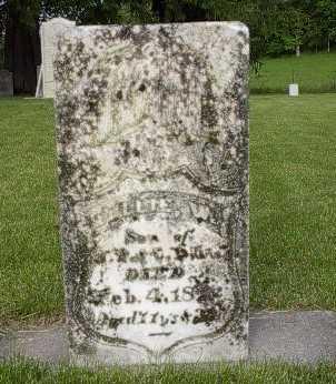 DAVIS, WILLIE W. - Howard County, Iowa | WILLIE W. DAVIS