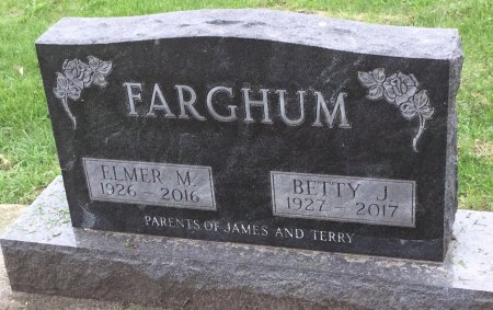 FARGHUM, BETTY - Howard County, Iowa | BETTY FARGHUM