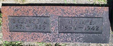 FISK, ANNA E. - Howard County, Iowa | ANNA E. FISK