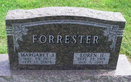 FORRESTER, LOREN H. - Howard County, Iowa   LOREN H. FORRESTER
