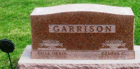 GARRISON, GENEVA C. - Howard County, Iowa | GENEVA C. GARRISON