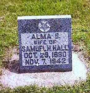 STANFORD HALL, ALMA - Howard County, Iowa | ALMA STANFORD HALL