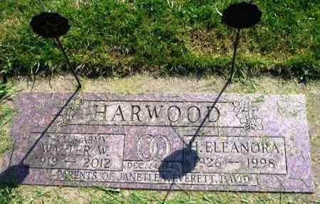 HARWOOD, WALTER W. - Howard County, Iowa | WALTER W. HARWOOD