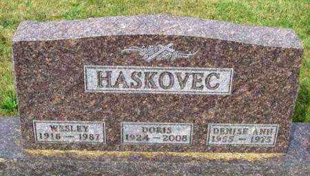 HASKOVEC, WESLEY - Howard County, Iowa | WESLEY HASKOVEC