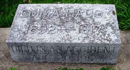 HAUCK, EMMA - Howard County, Iowa | EMMA HAUCK
