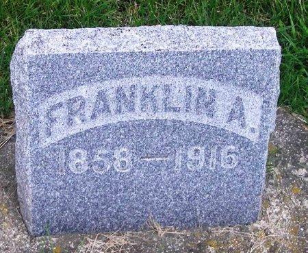 HESS, FRANKLIN A - Howard County, Iowa | FRANKLIN A HESS