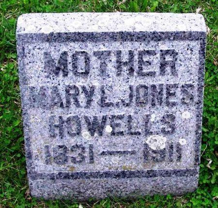 HOWELLS, MARY L. - Howard County, Iowa | MARY L. HOWELLS