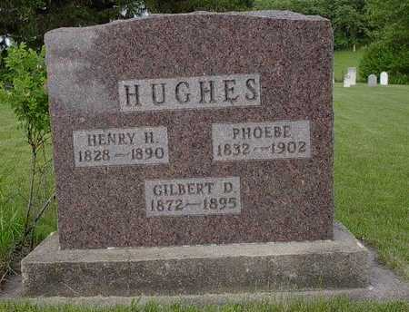 HUGHES, PHOEBE - Howard County, Iowa | PHOEBE HUGHES