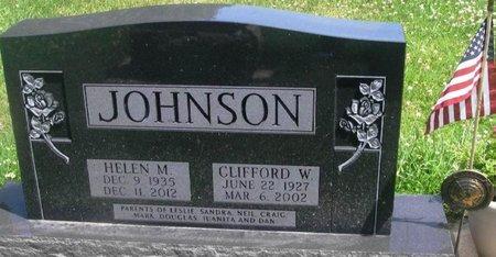 JOHNSON, HELEN M. - Howard County, Iowa | HELEN M. JOHNSON