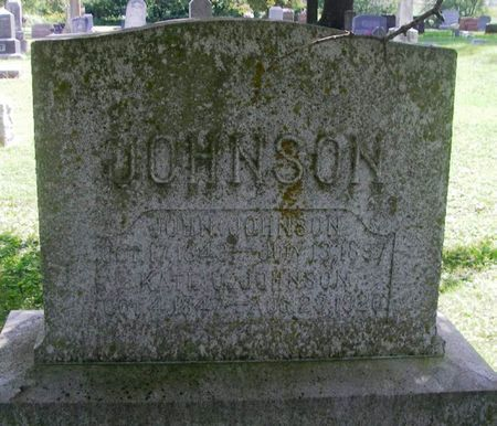 JOHNSON, JOHN - Howard County, Iowa   JOHN JOHNSON