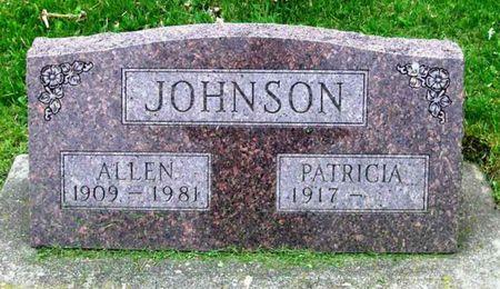KELLY JOHNSON, PATRICIA EILEEN - Howard County, Iowa | PATRICIA EILEEN KELLY JOHNSON