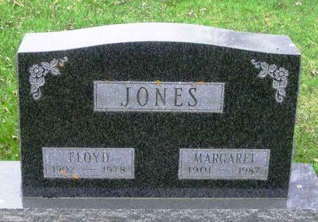 JONES, FLOYD - Howard County, Iowa   FLOYD JONES