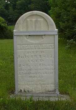 JONES, MARGARET A. - Howard County, Iowa   MARGARET A. JONES