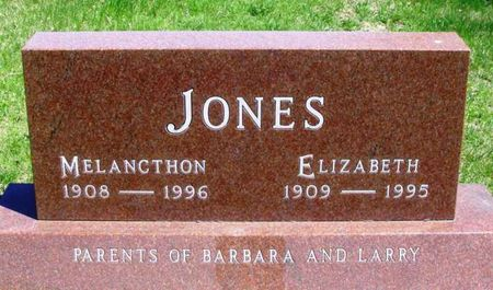 JONES, MELANCTHON - Howard County, Iowa | MELANCTHON JONES