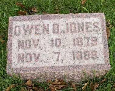 JONES, OWEN O. - Howard County, Iowa | OWEN O. JONES