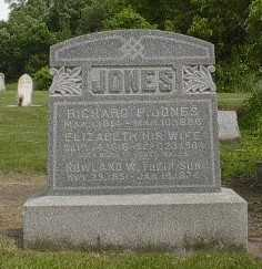 JONES, ELIZABETH - Howard County, Iowa | ELIZABETH JONES